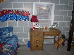 Skateboard Rooms image detail for -skateboard bedroom decor for boys   home