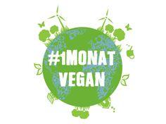#1MonatVegan: Blogparade mit Challenge (plus Gewinnspiel!). Obwohl ichseit meinem 17. Lebensjahr vegetarisch lebe, wusste ich...