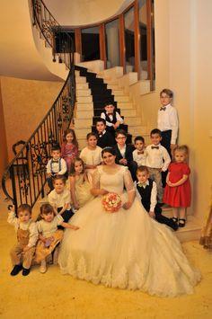 Kids - joy of a wedding