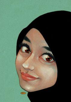70 Best Anime Images Hijab Drawing Hijab Cartoon Islamic Art