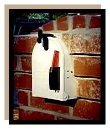 Flip Flag Much Easier Than Drilling A Into My Brick Mailbox 10 Products I Love In 2018 Pinterest And Home