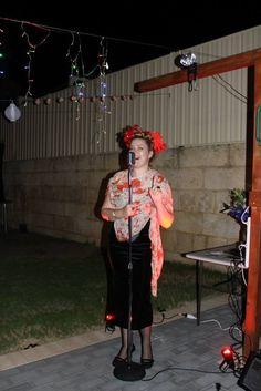 Noeleen's 1920's 40th themed birthday celebrations