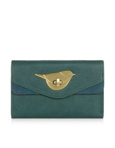 Chester Chubby Bird Wallet - cute name for the wallet!