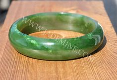 A Grade Canadian Jade Bangle