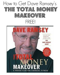 Dave Ramsey's Total Money Makeover is one of the best books on Getting out of Debt I have read and right now you can get it for FREE!