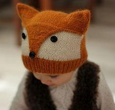 Foxy & Wolfie pattern by Ekaterina Blanchard