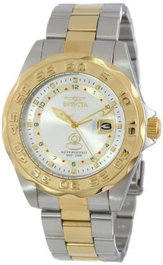 Invicta Men's 15340 Pro Diver Two-Tone Stainless Steel Watch *** Be sure to check out this awesome product.