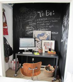 Home Office Inspiration: Staying Organized