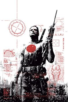 Bloodshot Vol. 2 from the new Valiant line
