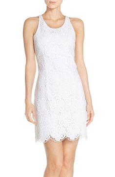 Size 8 lace dress racerback