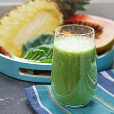 Green Juice and Smoothie Recipes Photo 6