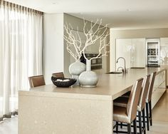 Switserland / Geneva / Private Residence / Kitchen / Eric Kuster / Metropolitan Luxury
