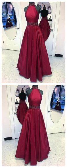 prom dresses long,prom dresses simple,prom dresses burgundy,prom dresses halter,beautiful prom dresses,prom dresses 2018,prom dresses elegant,prom dresses a line,prom dresses different #amyprom #longpromdress #fashion #love #party #formal