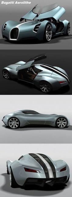 Bugatti Aerolithe