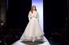 The best wedding dresses from Paris Haute Couture Week - Photo 5 | Celebrity news in hellomagazine.com