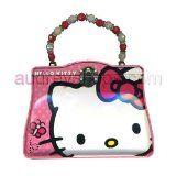 Hello Kitty Tote Purse W/ Jeweled Beaded Handle Lunch Box - #purses #pursescheap #pursesinsale #handbags #handbagscheap #handbagsinsale #handbagsinclearance -   Hello Kitty Tin Tote Purse W/ Jeweled Beaded Handle