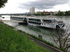 The Amadeus Princess at Basel with Lüftner Cruises Photo: Heatheronhertravels.com