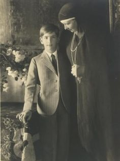 Peter II and Mignon of Yugoslavia Royal Families Of Europe, Belgrade Serbia, Princess Alexandra, Blue Bloods, Princess Victoria, Serbian, World History, Montenegro, King Queen