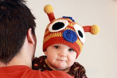 EASY: Monster Inspirations For the Monster, Dino, Alien, Bug and Things Crochet Embellishments Pkg
