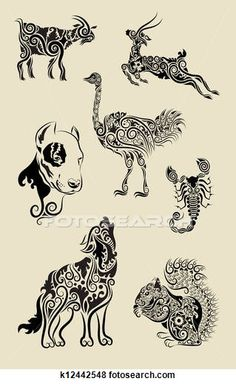 Decorative animal art Clipart EPS Images. 12,275 decorative animal art clip art vector illustrations available to search from over 15 royalty free illustration publishers.