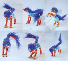 Handmade Ball Jointed Doll - Commish: Xeshaire 2 by vonBorowsky on DeviantArt