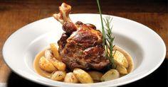 Opção para o domingo (5), Agnello alla Toscana (cordeiro  com  batatas e cebolas ao forno), por R$ 69, é sugestão do restaurante Empório Ravioli (Rua Fidêncio Ramos, 18 - Vila Olímpia). Mais informações, pelo telefone (11) 3849-2943