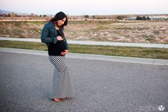 tips on dressing your baby bump