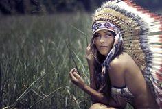 indian headdress tumblr - Google Search