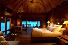 This bedroom takes my breath away!!