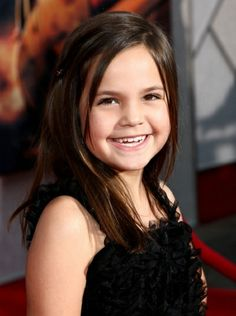 Bailee Madison. I honestly think she's one of the best child actors I've seen.  Hopefully she doesn't end up in rehab like the others.  :P