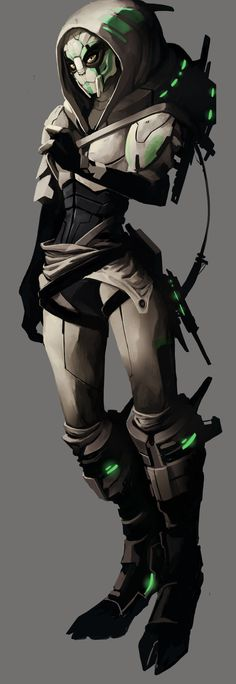 Female Turian. Now I don't only want my own Turian, now I want to be one! :O