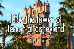 I've ridden the one at Disney World now I just need to ride the one at Disneyland :D