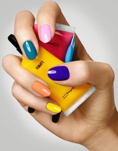 This is the quiz were you can finally decide what nail polish color you should be wearing!