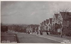 High Road, South London, Slums, Old Pictures, Outdoor, Outdoors, Antique Photos, Old Photos, Outdoor Games