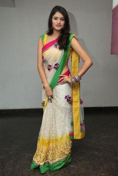 Love the colour combination Beautiful #saree