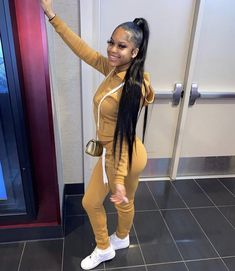 Cute Birthday Outfits, Cute Lazy Outfits, Swag Outfits For Girls, Cute Swag Outfits, Chill Outfits, Dope Outfits, Teen Fashion Outfits, Preteen Fashion, Black Girl Fashion