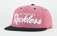 Amazon.com: YOUNG & RECKLESS OG Reckless Mens Snapback Hat: Clothing