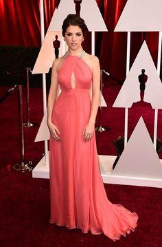 Oscary 2015:Anna Kendrick w sukni Thakoon, fot. East News