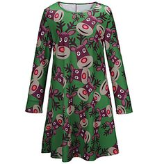 Rudolph The Red Nosed Reindeer Dress €28.49