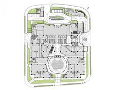 K11 Art Mall Shanghai / Kokaistudios Ground Floor Plan