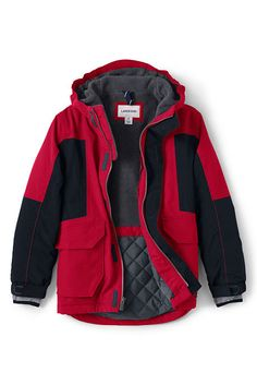 Boys Squall Parka from Lands' End