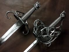 Schiavona Rapier (5) by Danelli-Armouries on DeviantArt