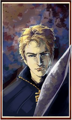 This is the best Luke Castellan I have EVER seen.  Who did it?