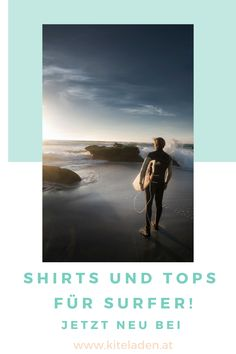 Coole Shirts und Tops für Surfer! Entdecke jetzt das große Surfmode Sortiment im Onlineshop von Kiteladen!  Shirts und Tops von coolen Surfmarken wie Mystic, Ricpcurl, Protest und Schwerelosigkite!  Entdecke jetzt die coolen Angebote für Surfwear zum Hammerpreis bei Kiteladen!  #surf #shirts #tops #surfwear Surf Mode, Surf Shirt, T Shirt, Shops, Cooler Look, Surfer, Strand, Shirt Style, Shopping