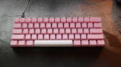 My new keyboard