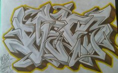 Sketch for Befe #wildstyle #morewild #lagloriaesdeDios #shadowghiphope21 #graffiti