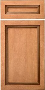 Traditional cabinet doors and drawers, including raised panel cabinets, popular cabinet door styles and finishes for your kitchen remodel in Fairfield, Iowa