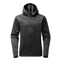 The North Face Men's Ampere Full Zip Hoodie Fleece Jacket