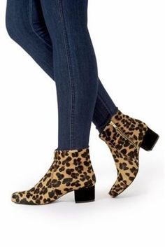 Buy 60s Block Heel Ankle Boots from the Next UK online shop