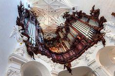 Cathedral of Oliwa, Gdansk, Poland